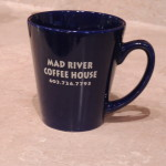 Mad River Coffee Ceramic Mug