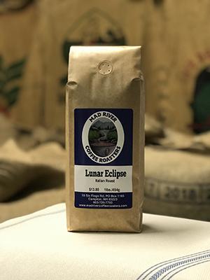 Lunar Eclipse Coffee