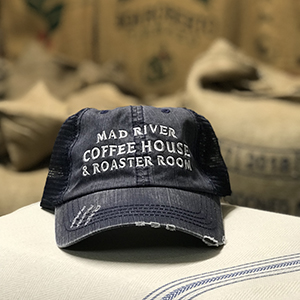 Mad River Coffee House & Roaster Room Baseball Hat